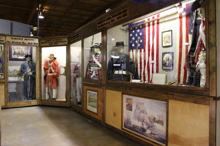 U S Veterans Memorial Museum Collection